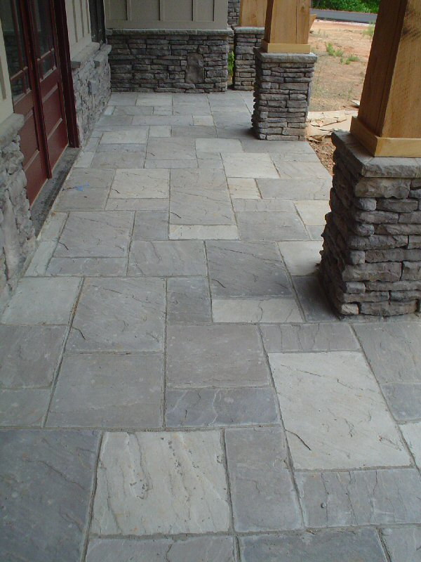 ... Patio Stone (Gray Blend)